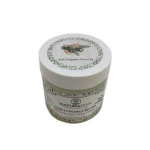 Κρέμα για ραγάδες -Olive Oil Coconut butter