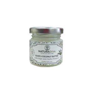 Κρέμα για ραγάδες -Olive and Coconut butter