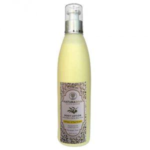 Лосьон для тела «Лимон и цветы чая»
