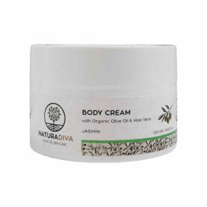 "Moisturising Body Cream ""Jasmin"""