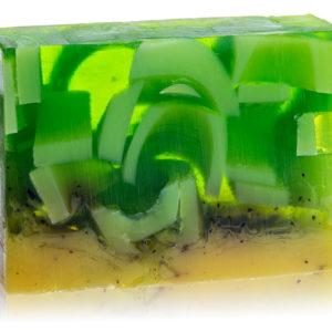 Φυσικό σαπούνι Green Tea