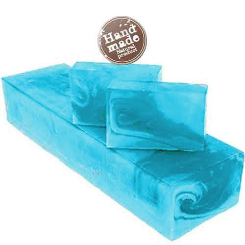 Σαπούνι γλυκερίνης Aquamarine