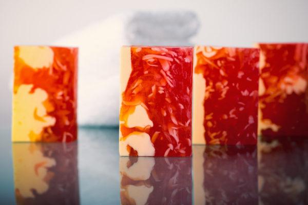 Σαπούνι γλυκερίνης Grapefruit