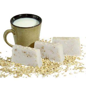 Σαπούνι με Βρώμη και Γάλα γαϊδούρας