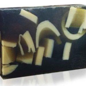 "Handmade Vanilla & Patchouli Glycerine Soap ""Serenada"""
