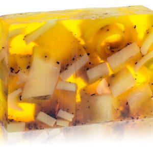 Глицериновое Мыло Лимон и чай цветок