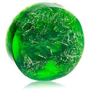 Мыло с люфой «Зеленый чай»